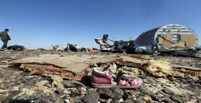 واشنطن متيقنة من أن الطائرة الروسية تحطمت من جراء قنبلة