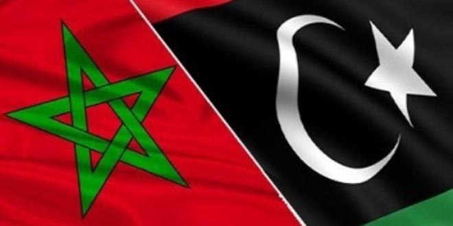 العلمان المغربي والليبي
