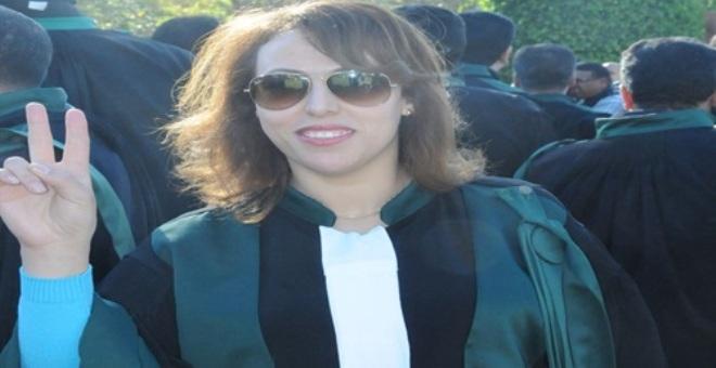 تدوينات قاضية مغربية في