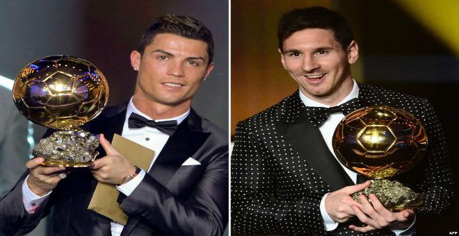 الإعلان عن المرشحين النهائيين لنيل الكرة الذهبية