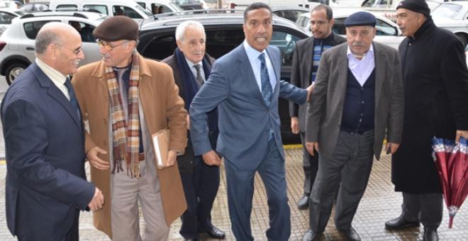 شيوخ النقابيين في المغرب..نوبير الأموي قارب الثمانين والمخاريق تعدى الستين