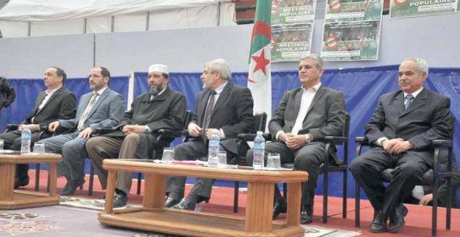 هل يمرر البرلمان الجزائري مشروع الدستور رغم مقاطعة المعارضة؟