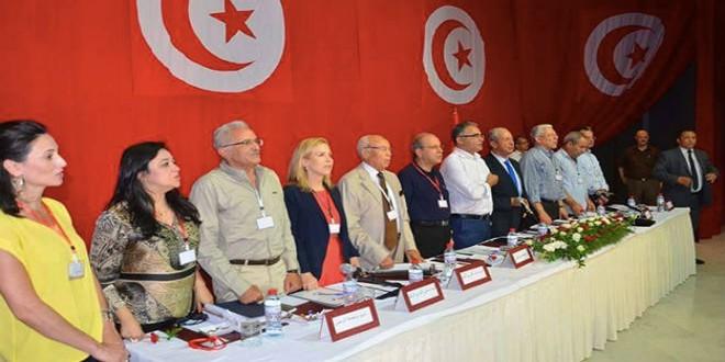 المكتب التنفيذي لحزب نداء تونس