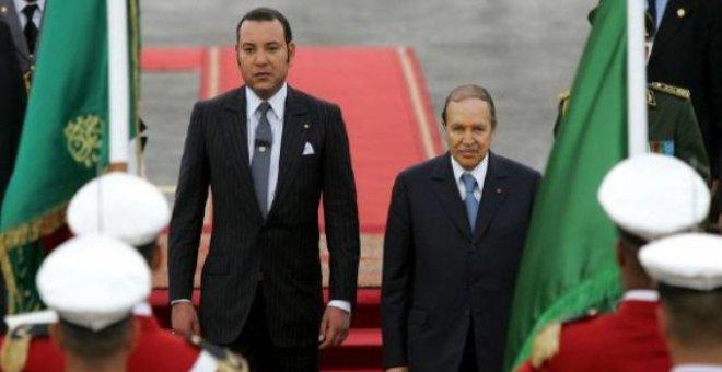 الملك يؤكد لبوتفليقة مجددا الحرص على تعزيز التعاون  المثمر بين البلدين