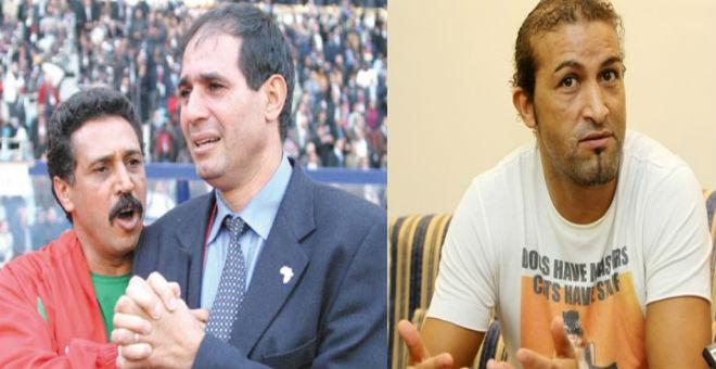 الناصيري مرشح لخلافة مصطفى حجي في المنتخب الأول