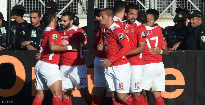 النجم الساحلي التونسي بطلا لكأس الكاف