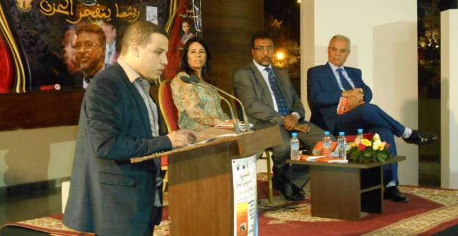 الشعر والدبلوماسية.. سفير السودان :15 ألف عائلة مغربية مستقرة في السودان