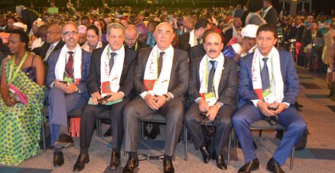 الوفد المغربي ينسف مخططات خصومه في