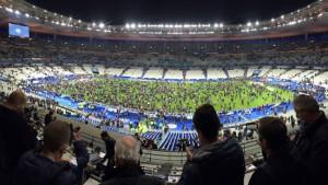 باريس الملعب