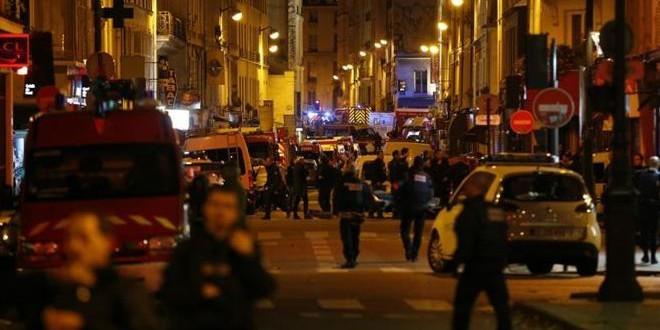 باريس تحت وقع الصدمة