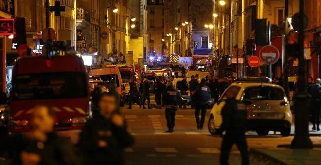 فيديو: معطف يُنقذ طفلاً من مذبحة باتاكلان في باريس