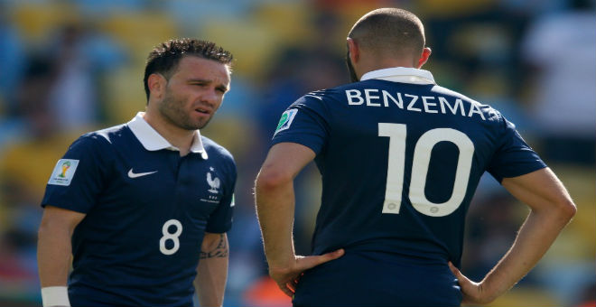 الاتحاد الفرنسي يوقف بنزيمة بسبب قضية فالبوينا