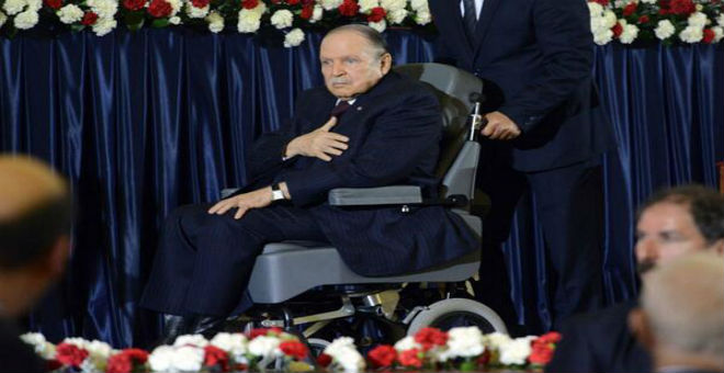 كيف يرهن اختفاء بوتفليقة الحاضر السياسي للجزائر