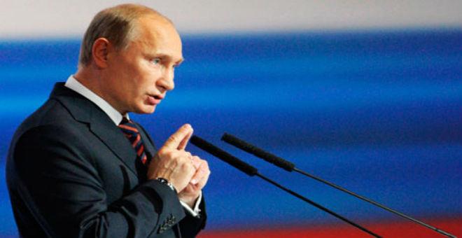بوتين: لقد حذرنا الناتو من مترتبات التدخل في ليبيا