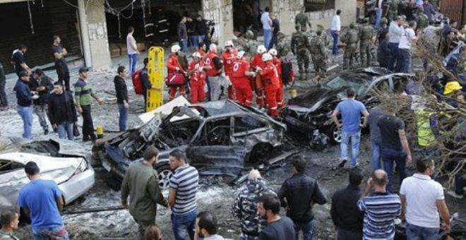 المغرب يدين بشدة الهجوم الإرهابي على أحد أحياء بيروت