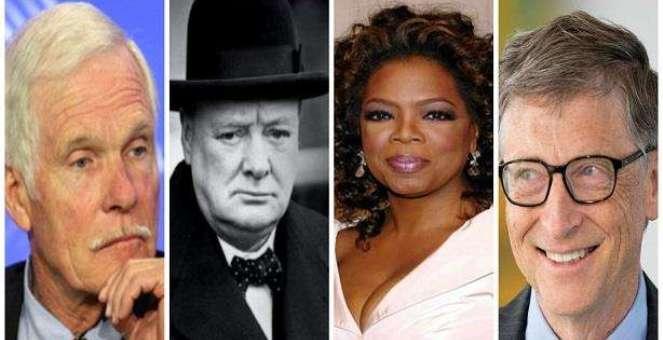 6 عظماء في العالم تفوقوا بدون مؤهل دراسي