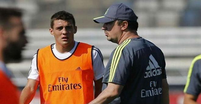 بينيتيز يتستر على أخطاء طبيب ريال مدريد
