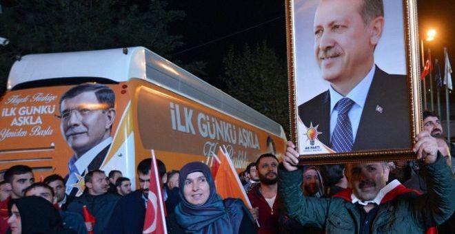 الانتخابات التركية..حزب العدالة والتنمية يستعيد الأغلبية