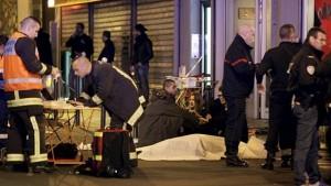 تفجيرات باريس