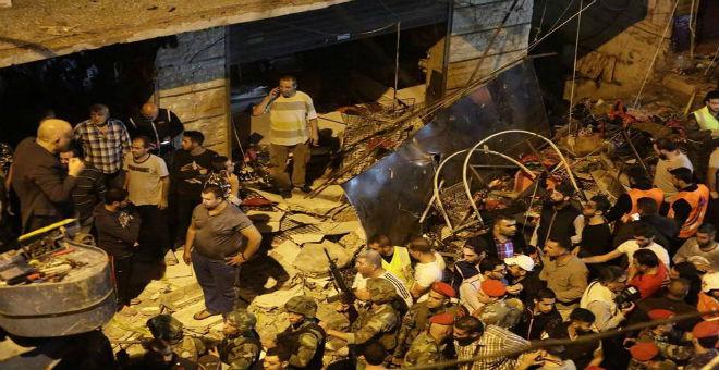 انفجار بيروت.. حصيلة القتلى ترتفع لأزيد من 100 شخص