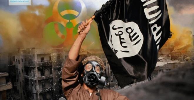 """الحرب غير التقليدية..تنظيم الدولة """"داعش"""" والسلاح الكيميائي"""