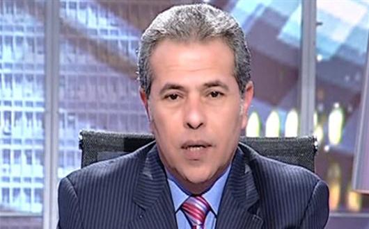 بالفيديو: إطلاق النار على الإعلامي المصري 'توفيق عكاشة'