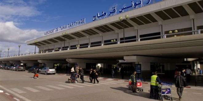 تونس تبدأ إجراءات أمنية مشددة بالمطارات