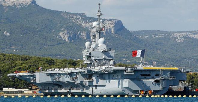 فرنسا تدق طبول حرب موسعة ضد داعش