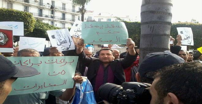 هيومان رايتس تطالب الجزائر بإطلاق سراح الصحفي المعارض حسان بوراس