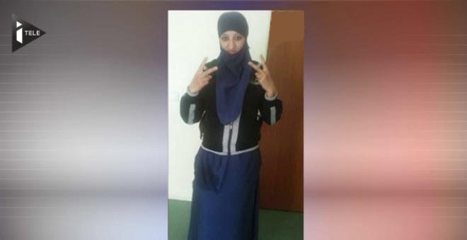 مسار حسناء آيت بولحسن الانتحارية التي فجرت نفسها في باريس