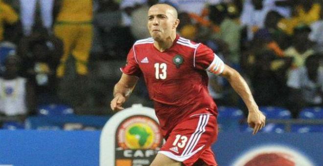 الحسين خرجة خارج قائمة المنتخب المغربي