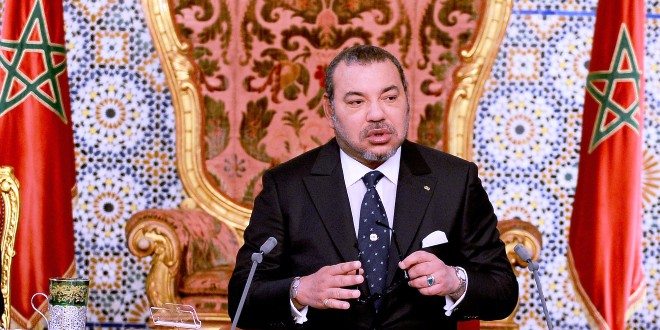 خطاب الملك محمد السادس