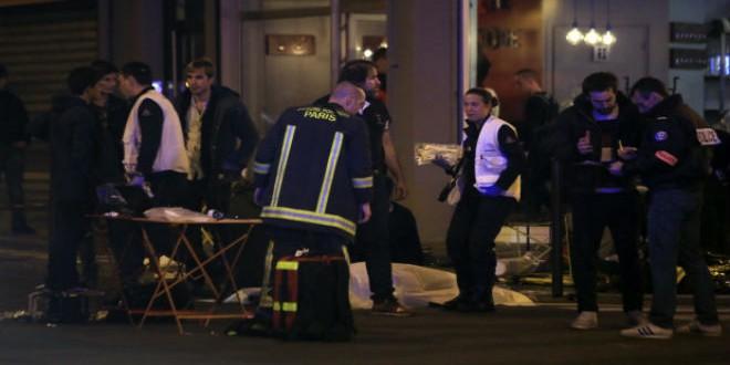 داعش يتبنى هجمات باريس الإرهابية