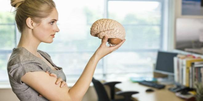 دماغ الرجل