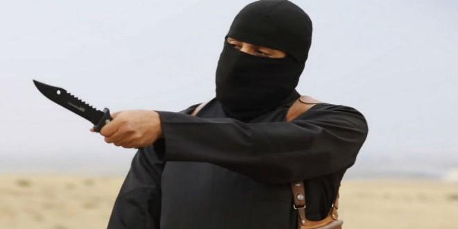 """""""ذباح داعش"""" محمد اموازي"""