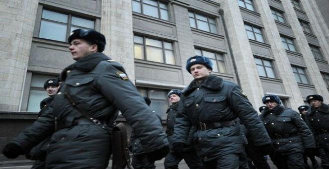 روسيا تلقي القبض على 26 رجل أعمال تركي