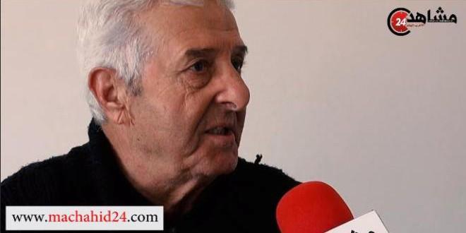 الإعلامي المغربي سعيد الجديدي