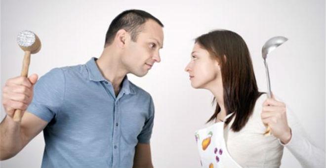 للنساء:  تجنبي خرق هذه القواعد عند الشجار مع زوجك