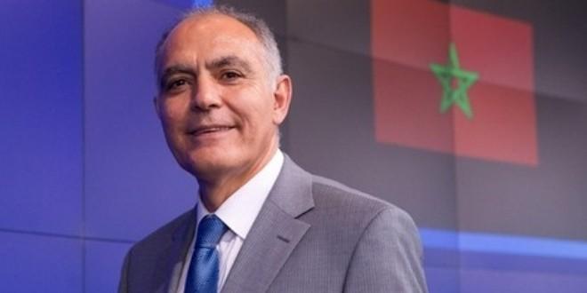 صلاح الدين مزوار، وزير الخارجية والتعاون