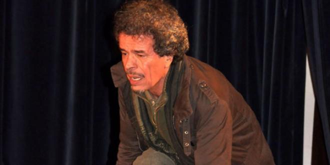الممثل عبد الحق الزروالي