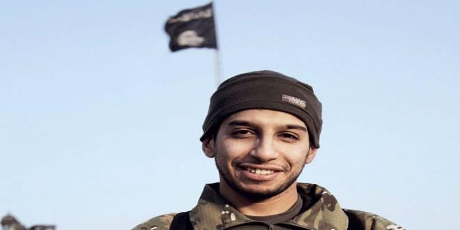 عبد الحميد أباعود المتهم بكونه العقل المدبر لهجمات باريس