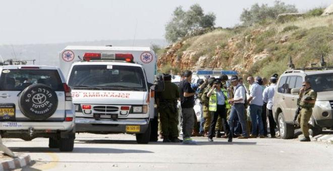دهس ثلاثة جنود بالخليل  ردا على استشهاد فلسطيني فيها