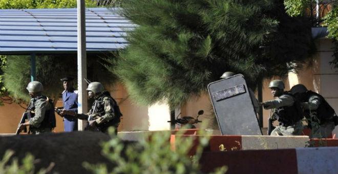تحرير 7 جزائريين من بين رهائن فندق