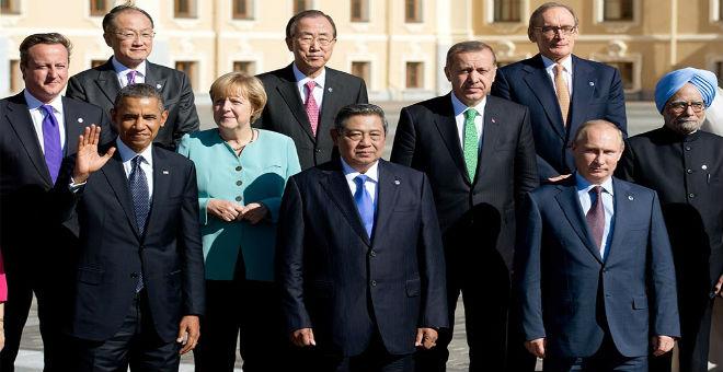 التهديدات الإرهابية وقضية اللاجئين تطغى على اجتماع دول الـ20