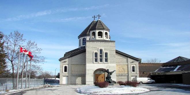 كنائس كندا
