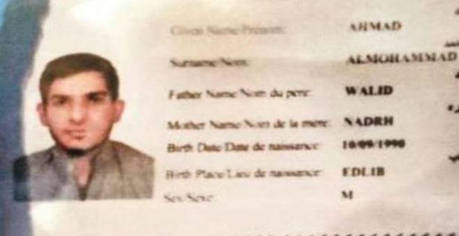 اعتقال لاجئ سوري يحمل نفس جواز منفذ هجمات باريس