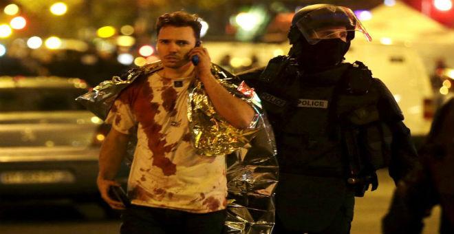فرنسا تستيقظ على وقع صدمة ليلة الجمعة السوداء