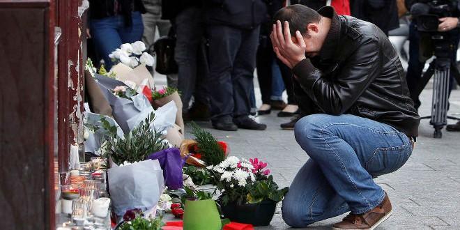 اعتداءات باريس