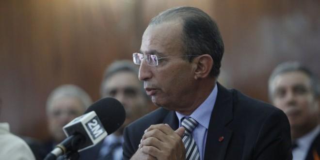 السيد محمد حصاد، وزير الداخلية