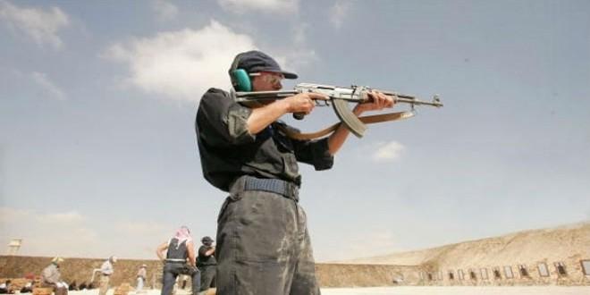 مركز تدريب للقوات الأردنية